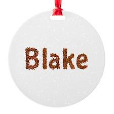 Blake Fall Leaves Ornament