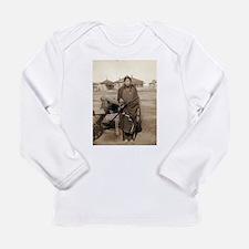 Plenty Horses - John Grabill - 1891 Long Sleeve In