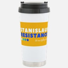 We are fighting back! Stainless Steel Travel Mug