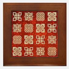 ROUGE Framed Tile