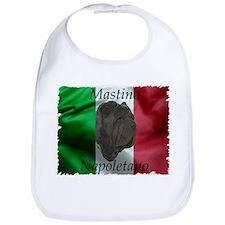 Neapolitan Mastiff Italian In Bib