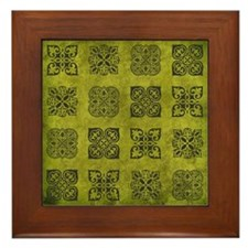 MOSS Framed Tile