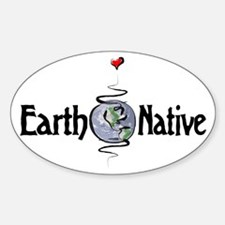 Earth Native Decal