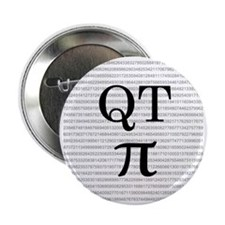 "QT Pi 2.25"" Button"