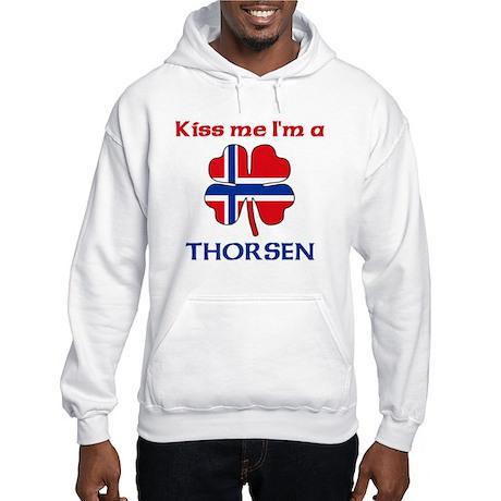 Thorsen Family Hooded Sweatshirt