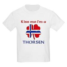 Thorsen Family Kids T-Shirt