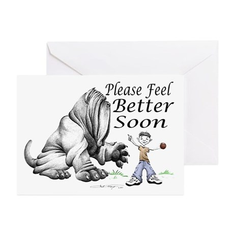 Neo Get Well Soon Cards (Pk of 10)