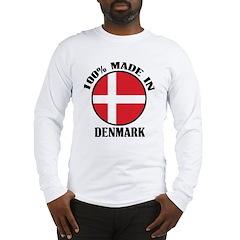 Made In Denmark Long Sleeve T-Shirt