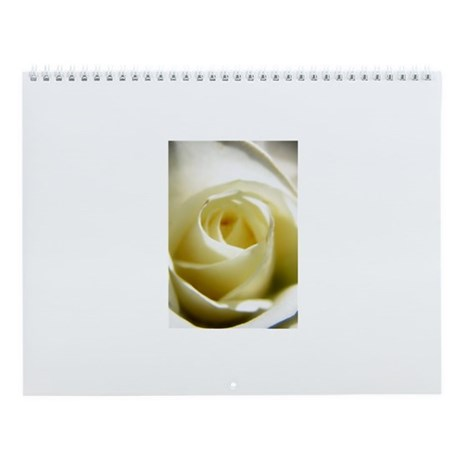 Passion Flower Wall Calendar