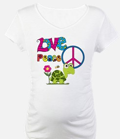 Love Peace Turtles Shirt