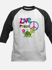 Love Peace Turtles Tee