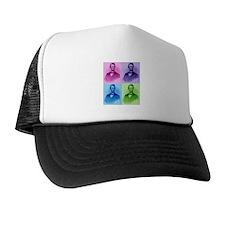 President Abe Lincoln Trucker Hat