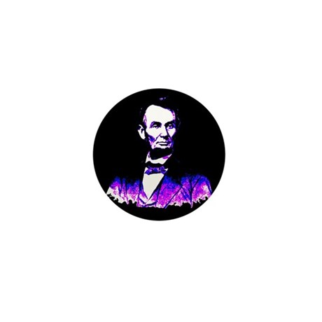 President Abe Lincoln Mini Button (10 pack)