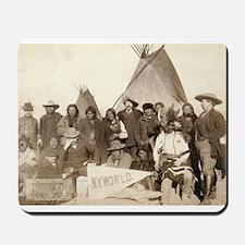 Indian chiefs and U.S. officials - John Grabill -