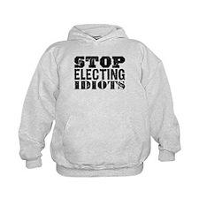 Elected Idiots Hoodie