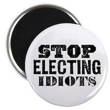 Elected Idiots Magnet