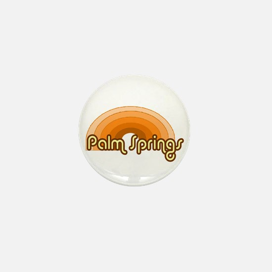 Cute Palm desert california Mini Button