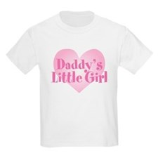 Daddy's Little Girl Kids T-Shirt