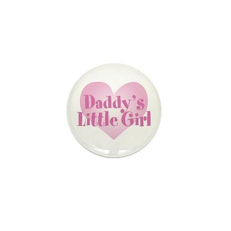 Daddy's Little Girl Mini Button