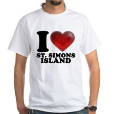 I Heart St. Simons Island T-Shirt