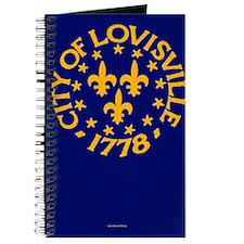 Louisville blank book