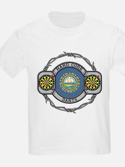 New Hampshire Darts T-Shirt