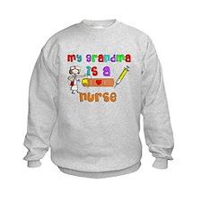 My grandma is a nurse Sweatshirt