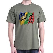 Dance Graffiti T-Shirt
