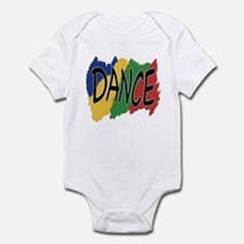 Dance Graffiti Infant Bodysuit
