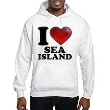 I Heart Sea Island Hoodie