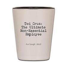 The Ultimate Non-Essential Shot Glass