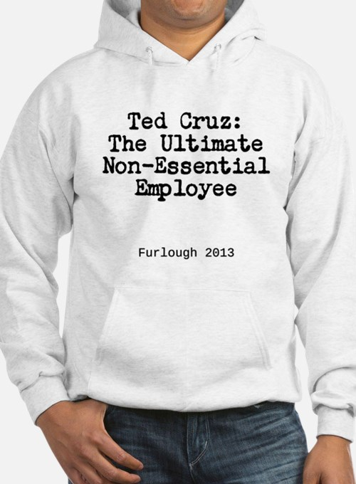 The Ultimate Non-Essential Hoodie