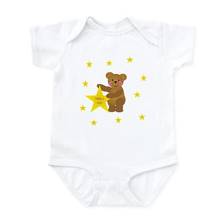 Make a Wish Infant Bodysuit