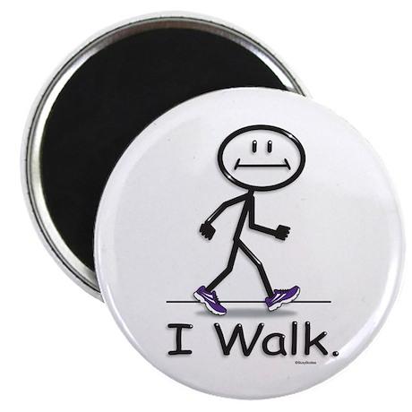 BusyBodies Walking Magnet