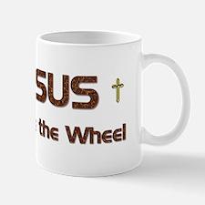 Jesus Take the Wheel Mug