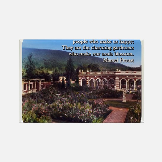 Let Us Be Grateful - Proust Magnets