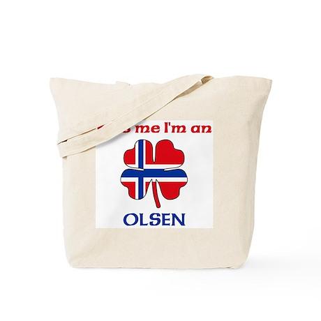 Olsen Family Tote Bag