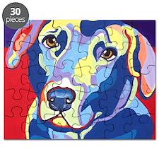 Lab Pop Art Puzzle