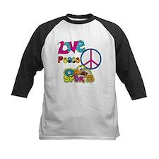 Love Peace Sports Tee