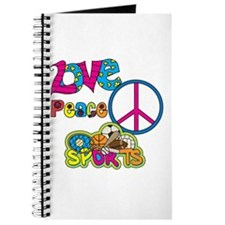 Love Peace Sports Journal