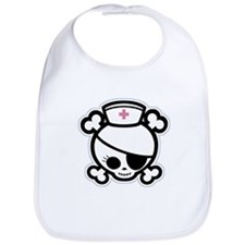 Nurse Molly II-bw Bib