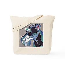 Schnauzer - Lizzie Tote Bag
