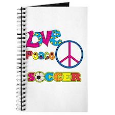 Love Peace Soccer Journal