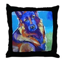 Shiloh Shepard Throw Pillow
