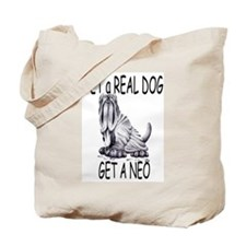 Get a Real Dog ~ Get a Neo Tote Bag