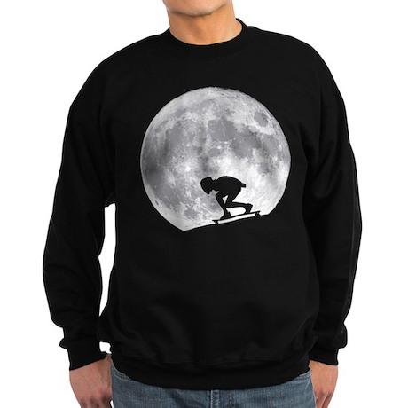 Moon longbarding Sweatshirt