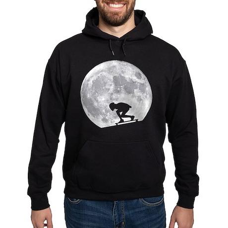 Moon longbarding Hoodie
