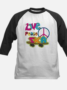 Love Peace Skate Tee