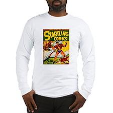 Startling Comics #2 Long Sleeve T-Shirt