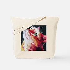 J's Kitty Tote Bag